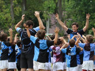 Cierre Rugby Infantil 2016. Ph Fernando Moroni