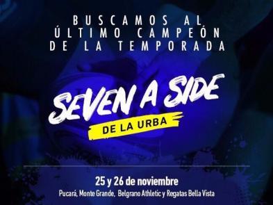 XXII Seven oficial de División Superior 2017 de la URBA