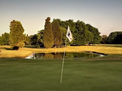 Foto Hoyo golf Fatima