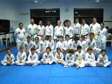Promoción examen Taekwon-Do Do Jang Palermo 12/10/16