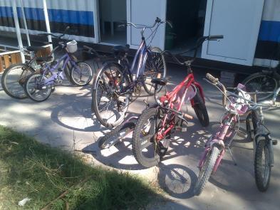 Campaña de bicicletas
