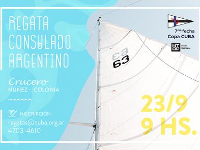 Copa CUBA – Regata Consulado Argentino
