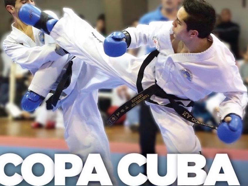 COPA CUBA TAEKWON-DO 2016 POR EQUIPOS