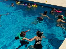 Natacion infantil - verano 2018