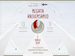 Regata Aniversario sábado 13 de mayo