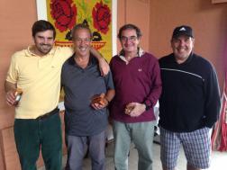 Equipo CUBA Intercountries Caballeros